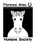 Florence Area Humane Society Equine Application